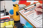 Disaster supply kit:  What should be included