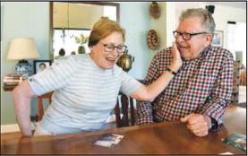 Peace Corps service is all in the family for two Rossmoor couples