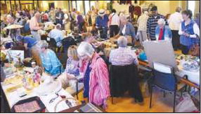 Rossmoor Fall Flea Market to feature 80 sellers and food