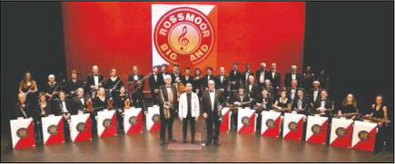 Big Band of Rossmoor teams up with Rossmoor Scholarship Foundation