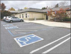 Planning Committee shelves idea to add handicap spaces at Gateway