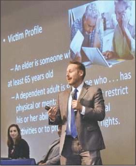 Residents seek ways to stem scams