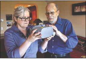 Virtual reality helps residents manage pain