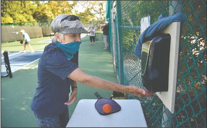 Outdoor sports return to Rossmoor