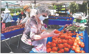 Farmers' Market blooms again – with changes
