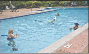 Tice Creek pool opens; new reservations system coming