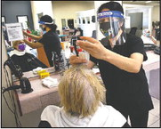 Next round of openings: Beauty salons, public safety, Tice Creek pool