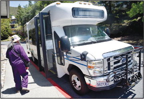 Dial-A-Bus expands service for residents