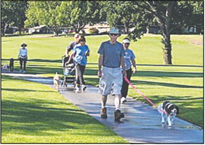 GRF Board stays the course on hours for golfers and walkers