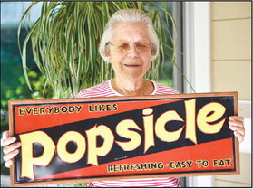 What a treat: Kathleen Epperson recalls her grandfather's Popsicle legacy