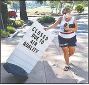 Pools will close when air quality reaches unhealthy levels