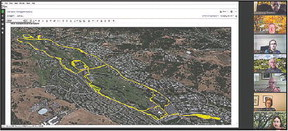 Planning Committee wants  Board to plan for trail system