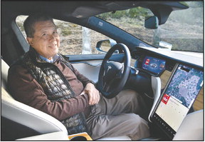 Move to electric vehicles accelerates among Rossmoor residents