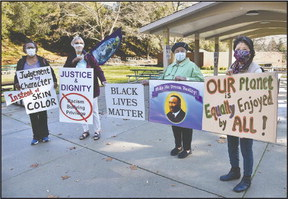 Equality through nonviolence: residents reflect on dream of Martin Luther King