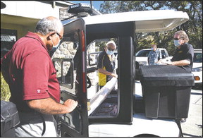 Security carts soon to patrol in Rossmoor