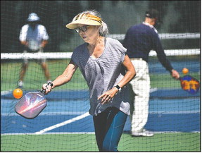 Aiming to put expansion on sound footing Limiting sound effects part of pickleball plan